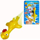 The Home Fusion Company PlayWrite Flick A Chicken Catapult Niños