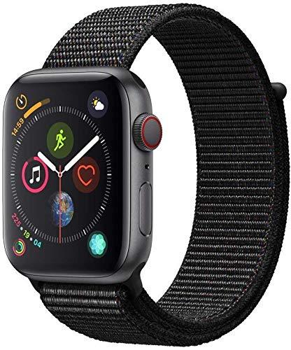 Apple Watch Series 4 Reloj Inteligente Gris OLED Móvil GPS (satélite) - Relojes Inteligentes (OLED