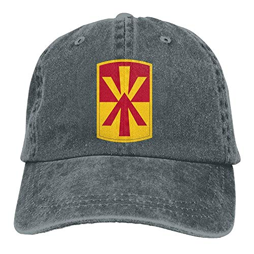 Mabell Army 11th Air Defense Artillery ADA Unisex Adjustable Sport Cowboy Hat