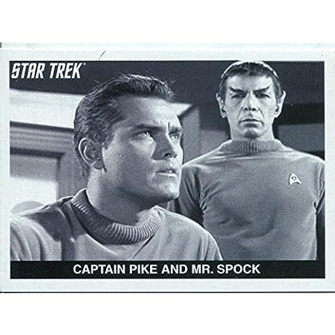 Star Trek TOS per il 40° anniversario-1967 inseguimento di carta n. 73