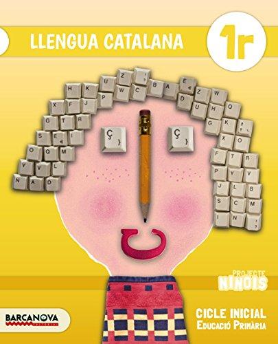 Ninois 1r CI. Llengua catalana. Llibre de l ' alumne (Materials Educatius - Cicle Inicial - Llengua Catalana) - 9788448935528