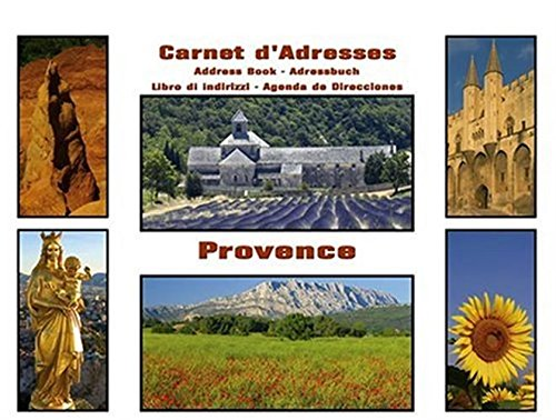 Carnet d'Adresses Provence