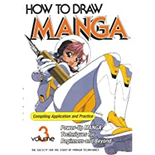 How To Draw Manga, tome 3 : Compiling Application and Practice
