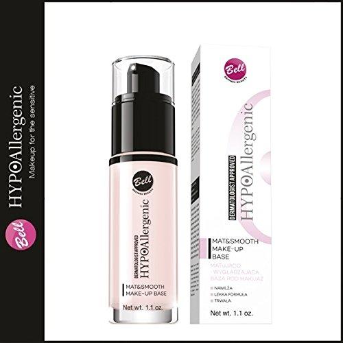 Bell - Alfombrilla hipoalergénica base maquillaje