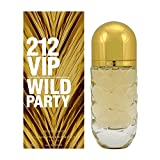 Carolina Herrera 212 VIP Wild Party EDT Spray 100ml With Ayur Product In Combo
