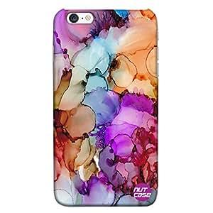 Designer iPhone 6 Case Cover Nutcase-Alcohol Ink