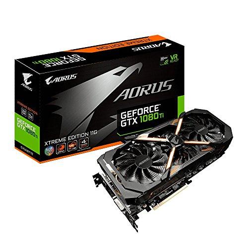 GIGABYTE GeForce GTX 1080TI AORUS Xtreme Edition