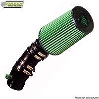 P561BC - Green Kit Admisión aire Bicono Renault Megane Ii Rs 2,0L I 16V