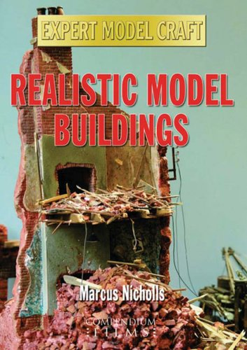 Realistic Model Buildings (Expert Model Craft) por Marcus Nicholls
