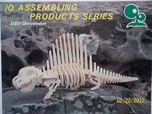 Kit Dinosaure en bois - Lot de 3