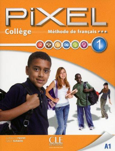 Pixel Collge - Niveau 1 - Livre + DVD