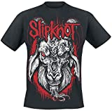 Slipknot Rotting Goat T-Shirt schwarz XL