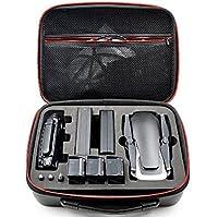 Oumers Wasserdichte Tragetasche für DJI Mavic Air Drone und Mavic Air Zubehör Schwarz Handtasche