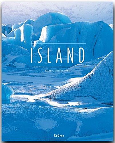 ISLAND - Ein Premium***-Bildband in stabilem Schmuckschuber mit 224 Seiten und über 310 Abbildungen - STÜRTZ Verlag