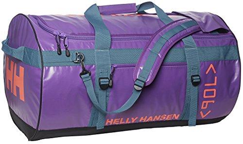 Helly Hansen Unisex Classic Duffel Bag, Sunburned Purple, 90 litre