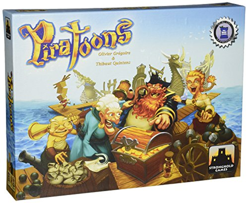 Stronghold Games Piratoons Board Game