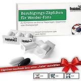 Beruhigungs-Zäpfchen® für Bremen-Fans | Für Freunde von Werder-Fanartikeln, Kaffee-Tassen, Fan-Schals sowie Männer, Kollegen & Fans im SV Werder Bremen Trikot Home