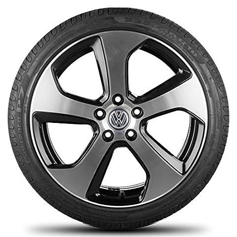 VW 18 Zoll Felgen Golf 7 6 VII VI GTI Alufelgen Austin Sommerreifen Sommerräder