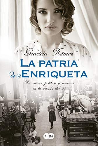 La patria de Enriqueta, Graciela Ramos 51FbPsv5-9L