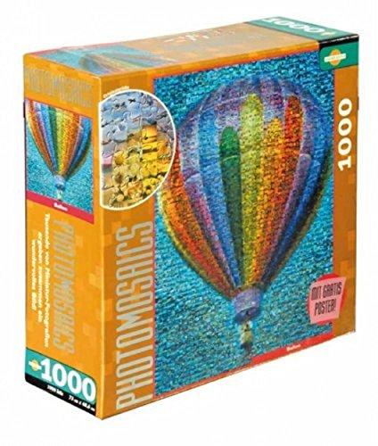 Buffalo 820514 - Photomosaik Ballon - Fotos, Verändert Die Die Welt