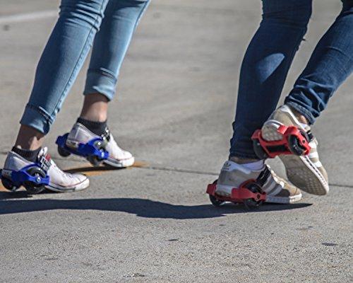 Eazy Schuh-Rollen, schwarz