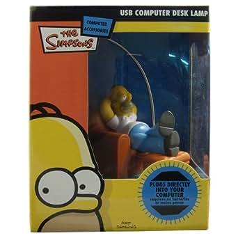Simpsons Homer USB Desk Light