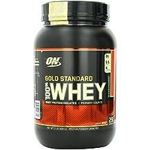 Gold Standard ON Optimum Nutrition 100% Whey Best Protein (Strawberry, 908 g)