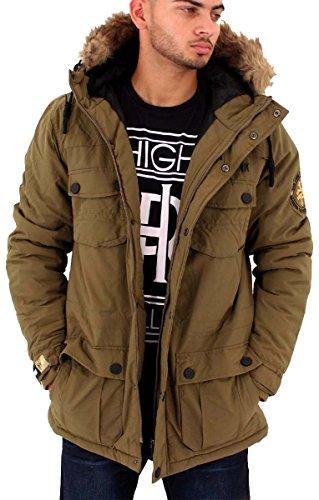 zoo-york-mens-boys-parka-puffer-padded-hooded-hip-hop-winter-skater-jacket-s-olive