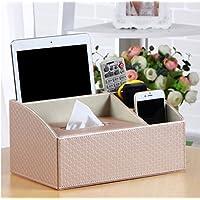 POPE storage box cassetta di pompaggio Retro multifunzione tessuto Home Box tovagliolo di carta del vassoio di pompaggio telecomando salotto tavolino creativa ( colore : 10# , dimensioni : Trapezoid27.5cmx17cmx13.5cm )
