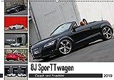 8J SporTTwagen Coupé und Roadster (Wandkalender 2019 DIN A2 quer): TT 8J (Monatskalender, 14 Seiten ) (CALVENDO Mobilitaet)