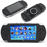 Rayinblue 4.3'' 8GB 32Bit 10000 Games Built-In Portable Handheld Video Game Console Player