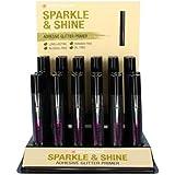 CITY COLOR Sparkle & Shine Glitter Primer DISPLAY CASE 24 Pieces