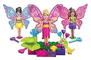 Mega Bloks - 80257 - Jeu De Construction - Barbie'S Fairy Adventure