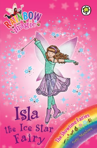 Isla the ice star fairy