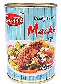 Britte Mackerel in Oil 450 GMS