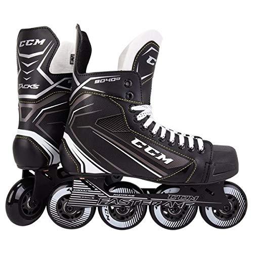 CCM Tacks 9040R Roller Hockey Skates Junior, Größe:35 -