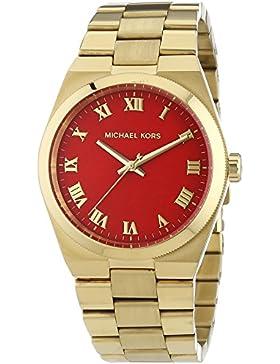 Michael Kors Damen-Armbanduhr Analog Quarz Edelstahl beschichtet MK5936