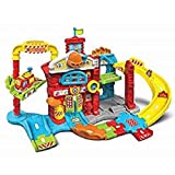 Best VTech Books For Toddler Boys - Vtech Battery Operated Musical Toot Toot Drivers Fire Review