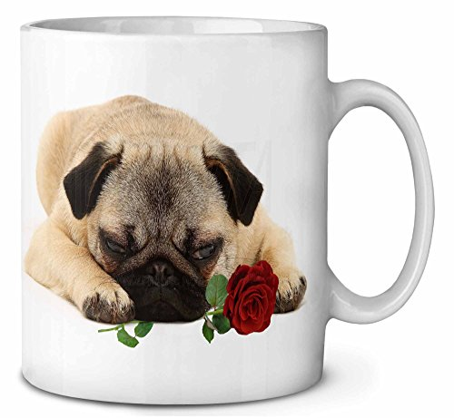 pug-dog-with-a-red-rose-coffee-tea-mug-christmas-stocking-filler-gift-idea