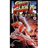 Street Fighter 2 - Manga