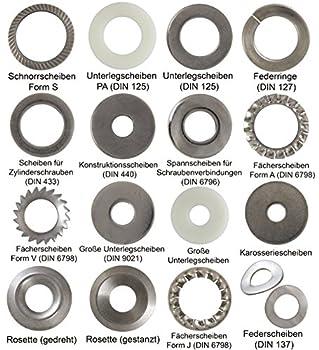 Opiol Quality | Gewindestangen M16 X 1000 Mm Din 975 Edelstahl A2 (4 Stück) | 1 Meter | Gewinde Stange | Gewindebolzen | Rostfrei 5