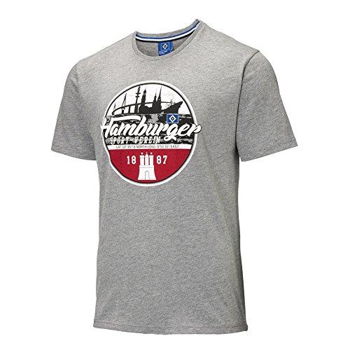 Hamburger SV T-Shirt Jonny Gr. 4XL HSV