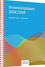Semesterplaner 2018/2019: September 2018 – August 2019