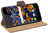 mumbi–Custodia a Libro per Huawei P10Custodia Marrone