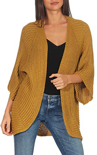 Malito Mujer Lana-Chaqueta Superior Cardigan Suéter Pullover 0185 Adecuado de la Talla 40 hasta 46...