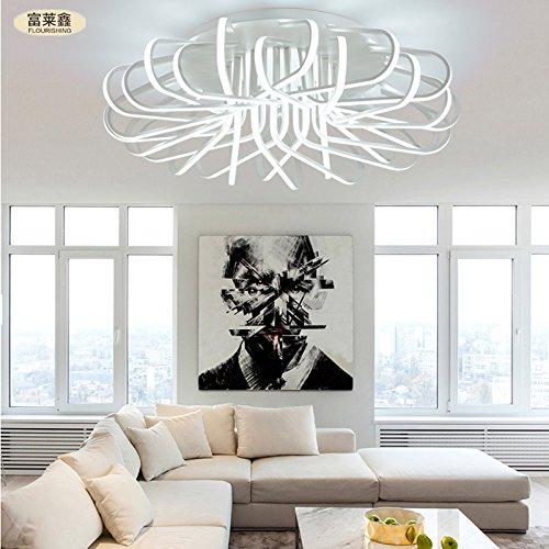 Nest Tipo costruito moderno e minimalista LED creativo soffitto camera