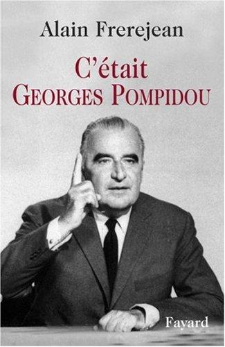 C'était Georges Pompidou