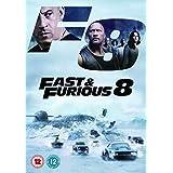 Fast & Furious 8 DVD + digital download