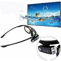 Pegasus Active obturador 3d gafas universal vr auriculares realista efecto 3d magia privado imágenes / teatro G1 jmgo