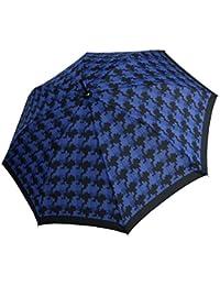 Regenschirm Stockschirm Damen Hahnentritt